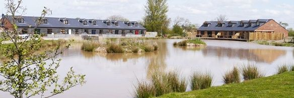 Brickhouse Farm Cottages - 8 accessible holiday cottages in Hambleton, Lancashire