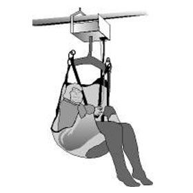 Graphic - Hoist and sling