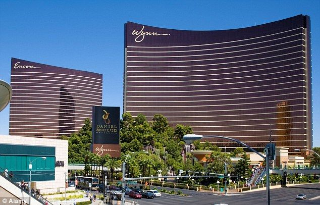 The Wynn Hotel, Las Vegas, NV, USA